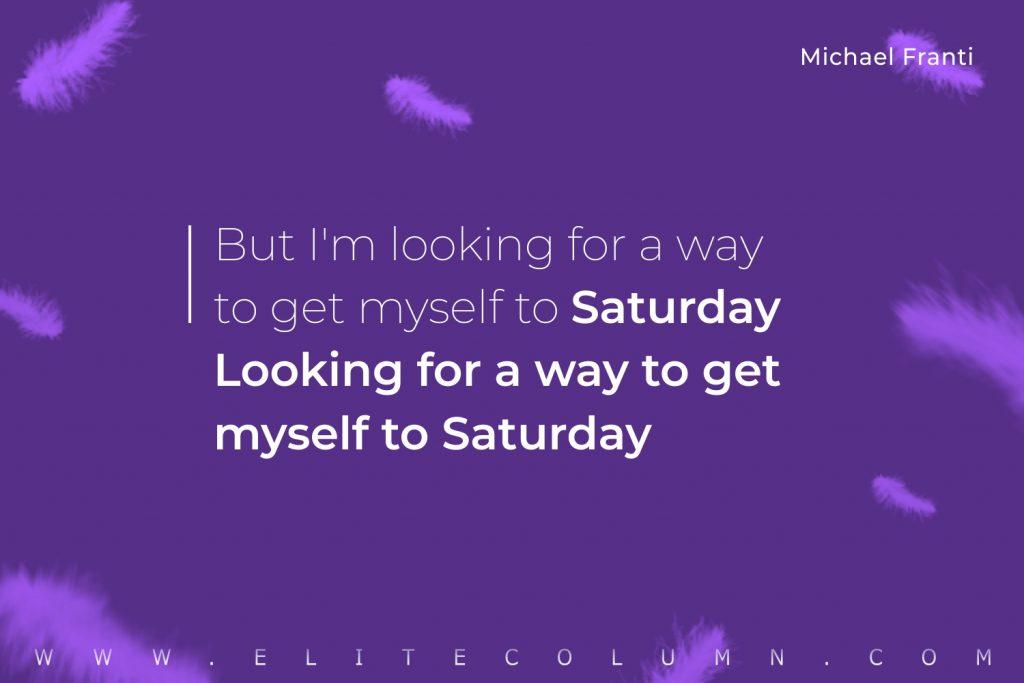 Saturday Quotes (10)