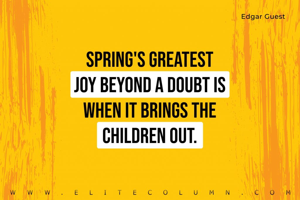 Spring Quotes (5)