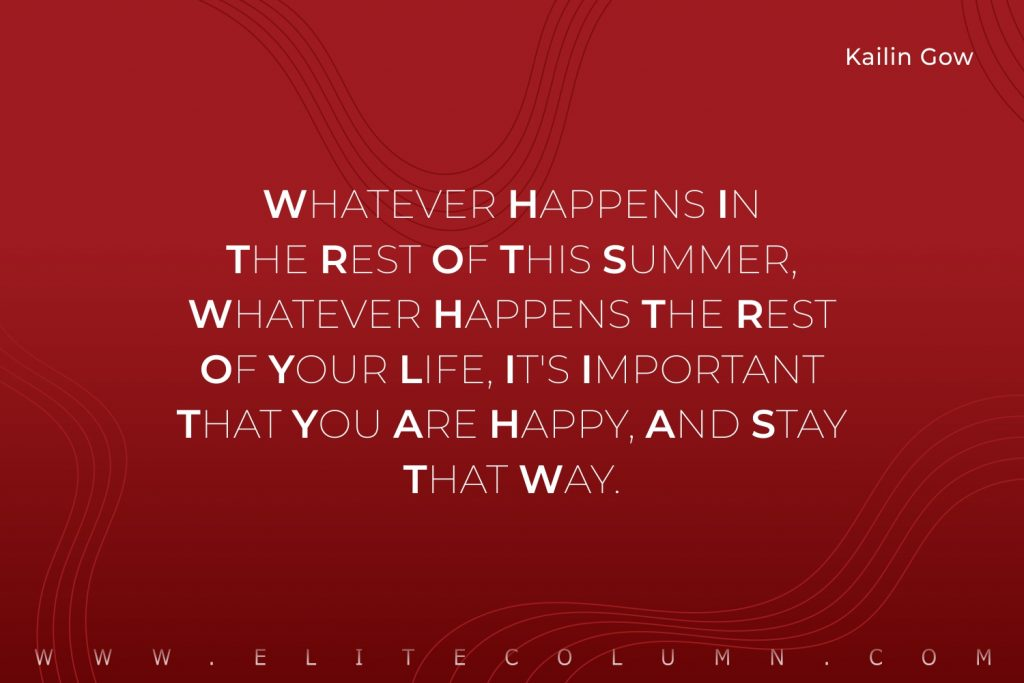 Summer Quotes (4)