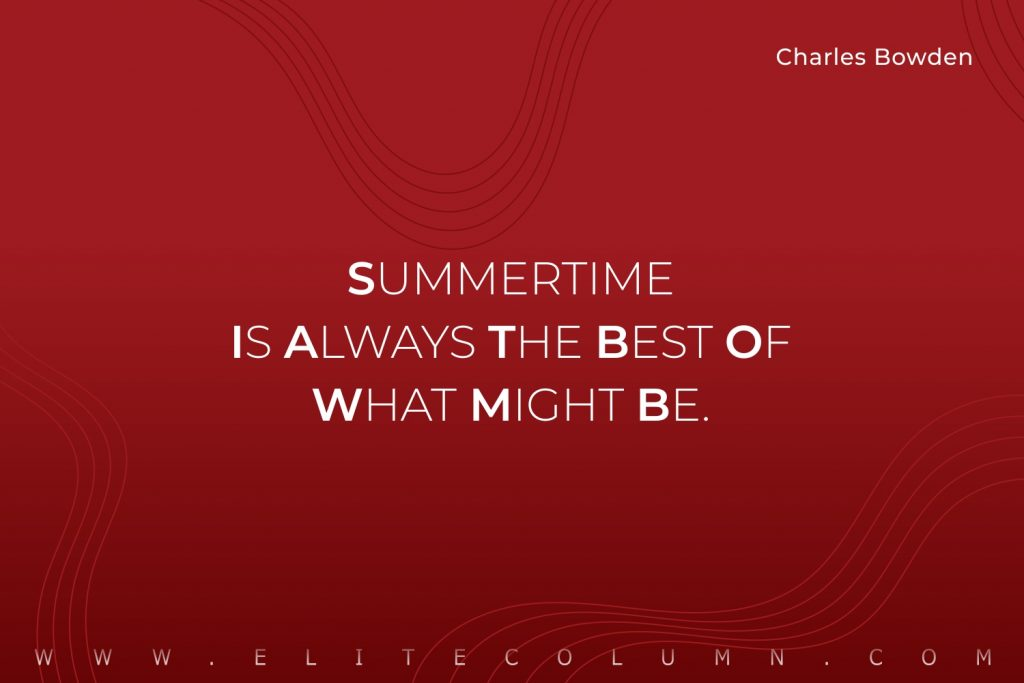 Summer Quotes (7)