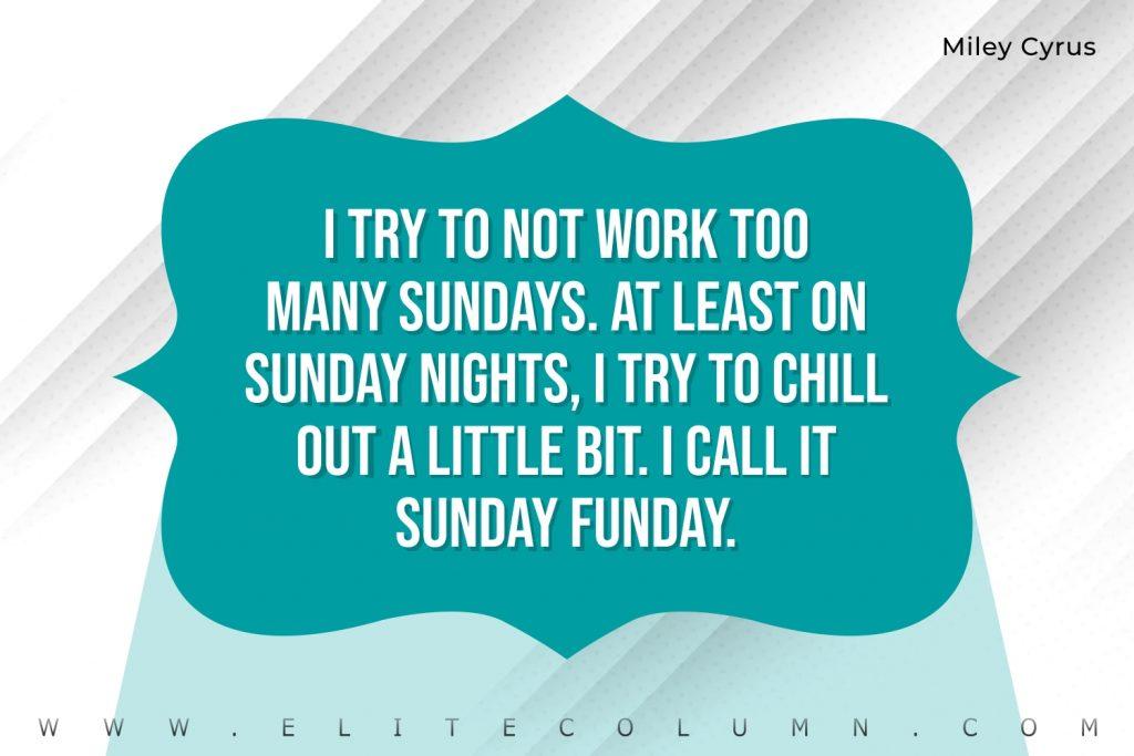 Sunday Quotes (10)