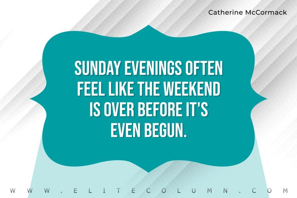Sunday Quotes (2)