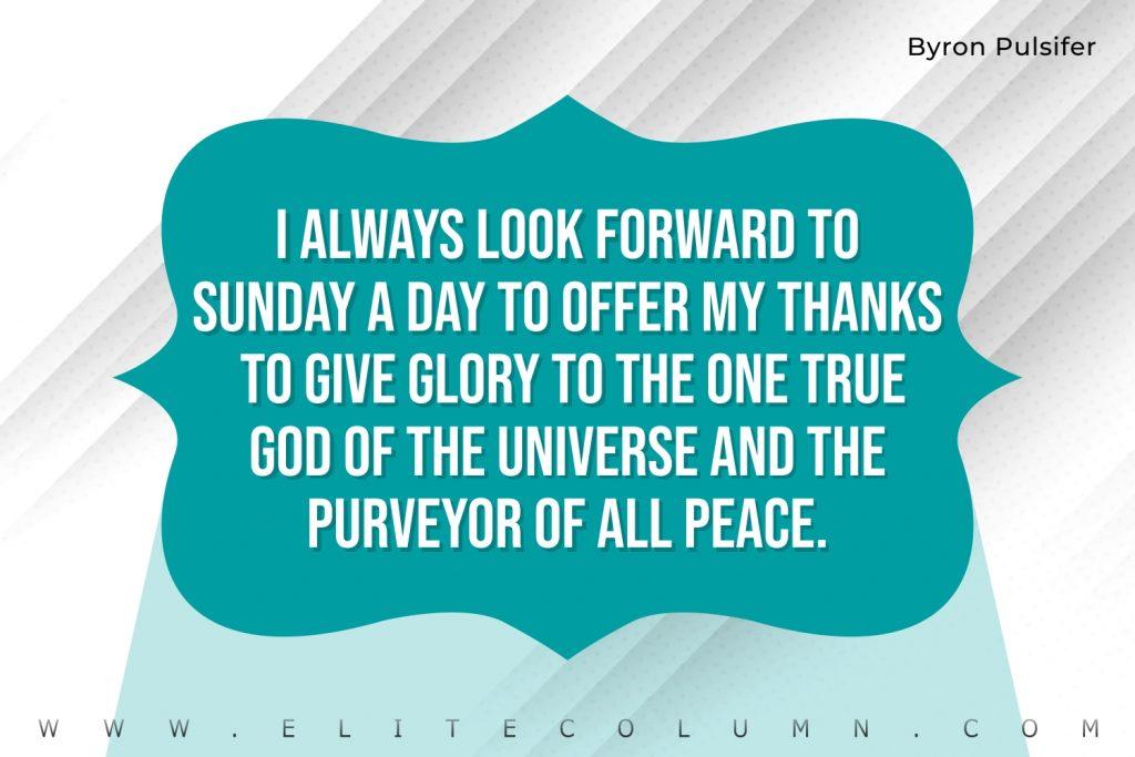 Sunday Quotes (3)