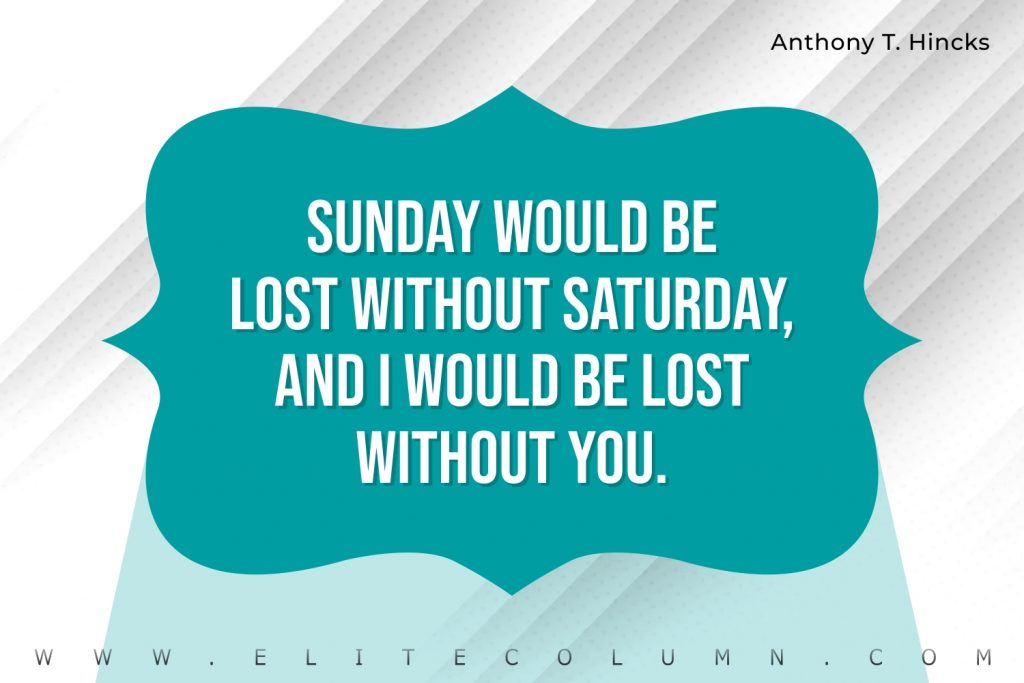 Sunday Quotes (5)