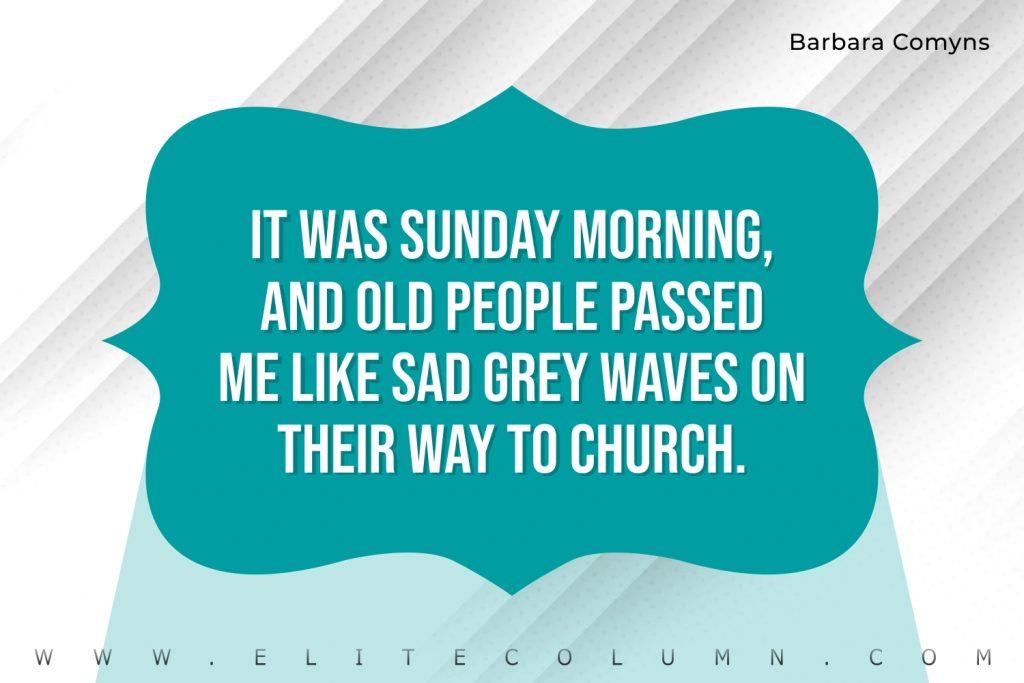 Sunday Quotes (6)