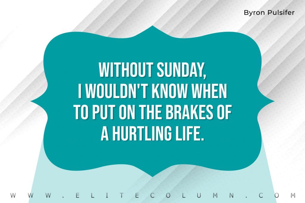 Sunday Quotes (8)