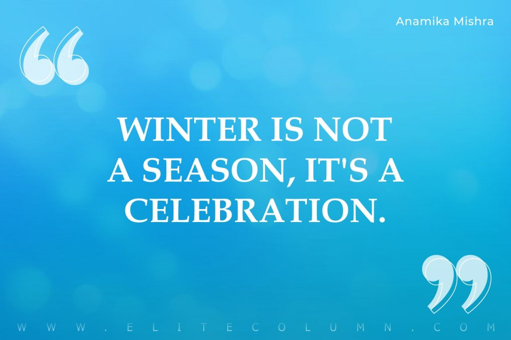 Winter Quotes (10)