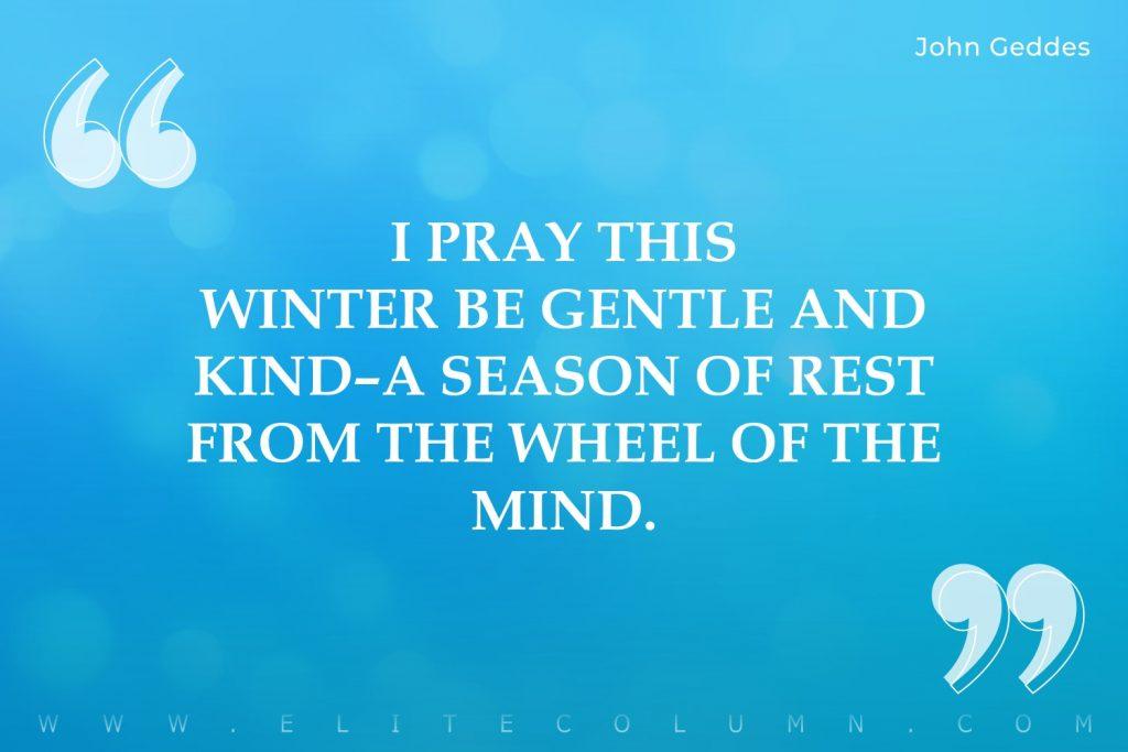 Winter Quotes (3)