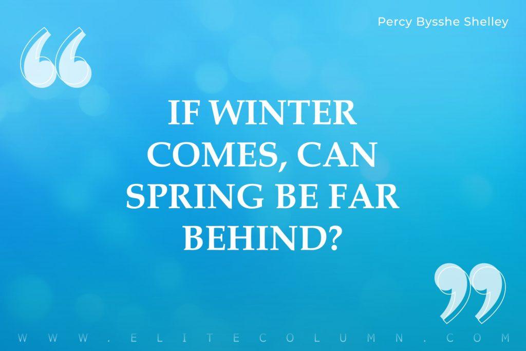 Winter Quotes (6)