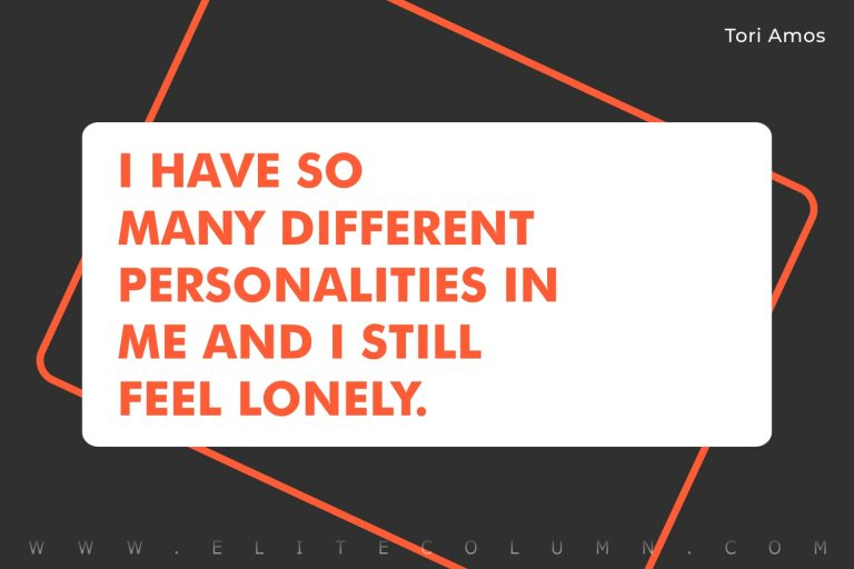 50 Alone Quotes That Will Inspire You