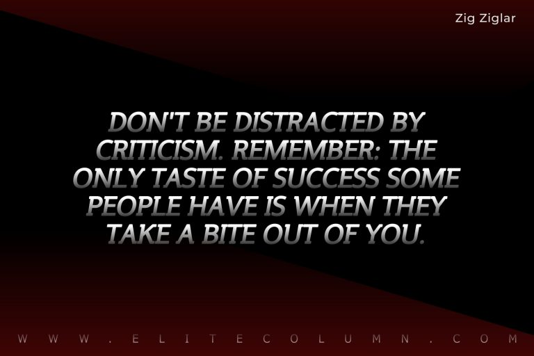 50 Distraction Quotes That Will Inspire You