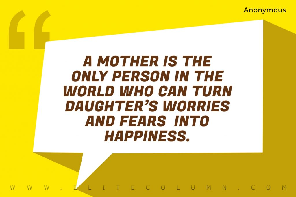 Mother Daughter Quotes (9)