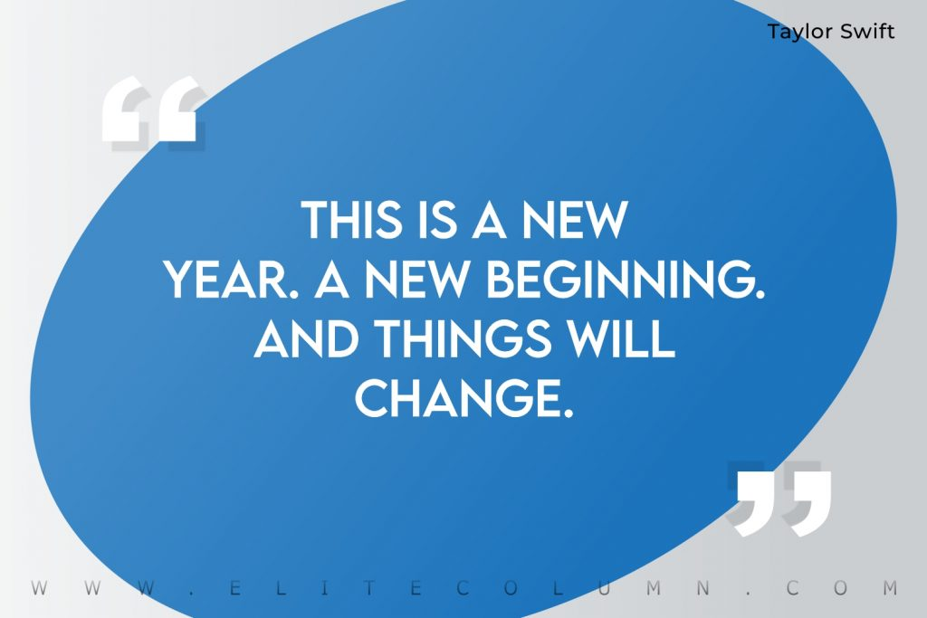 New Year Quotes (5)
