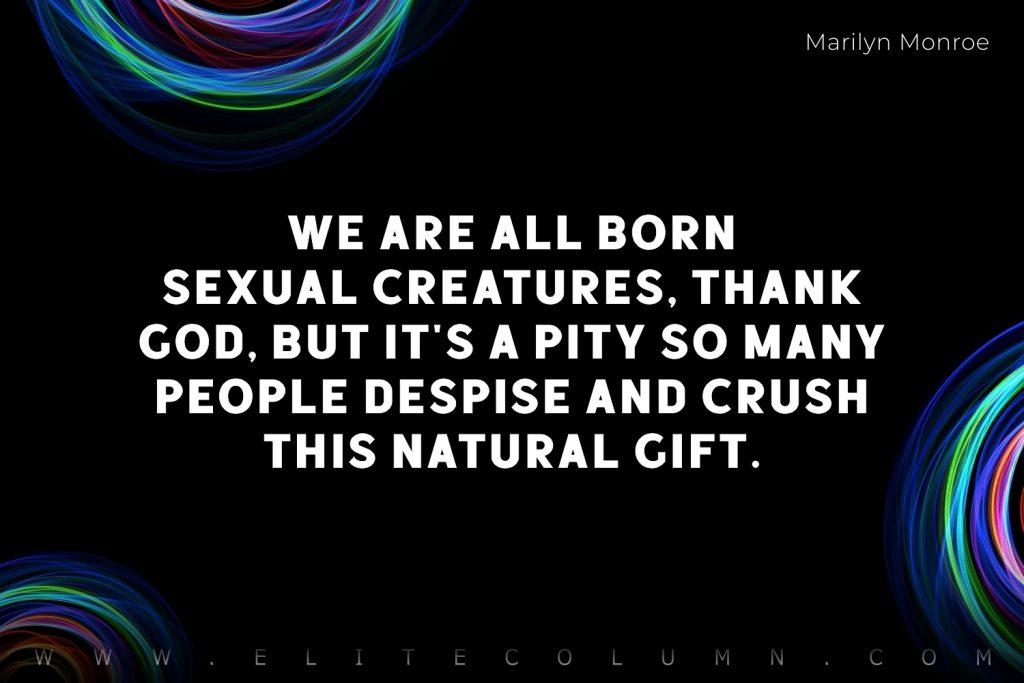 Sex Quotes (1)