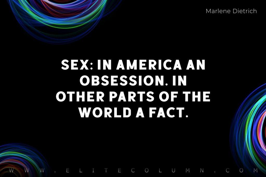 Sex Quotes (2)