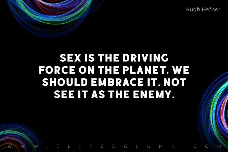 50 Sex Quotes That Will Inspire You