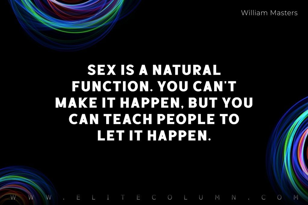 Sex Quotes (6)