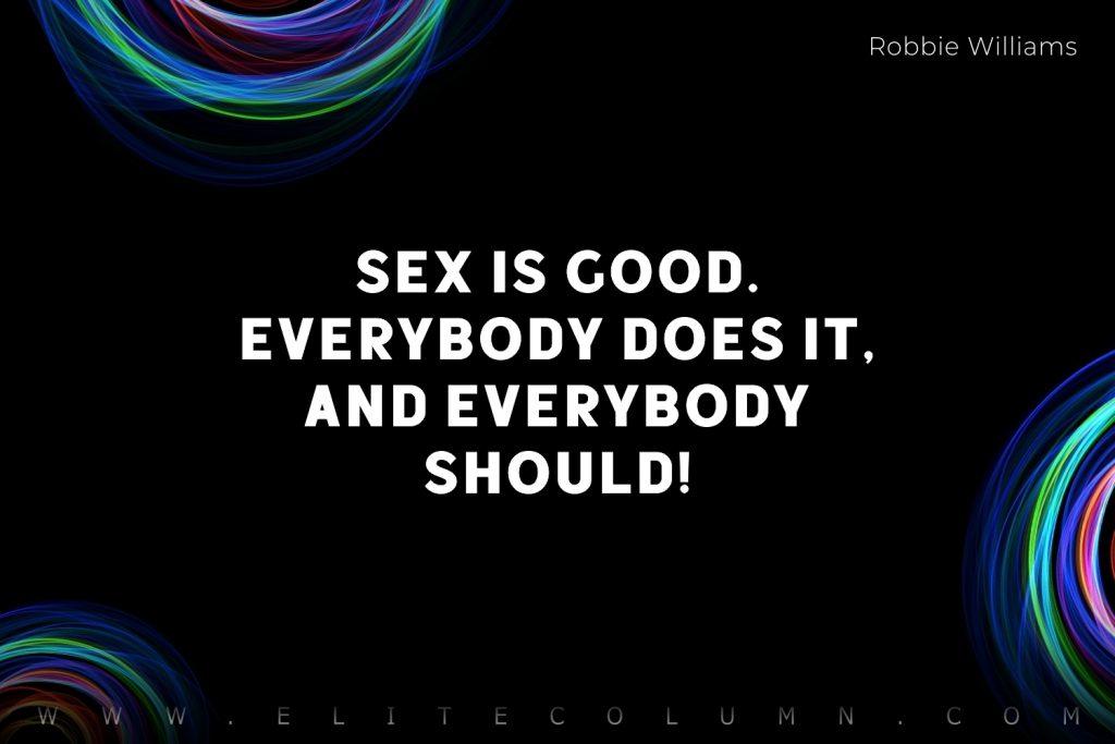 Sex Quotes (7)