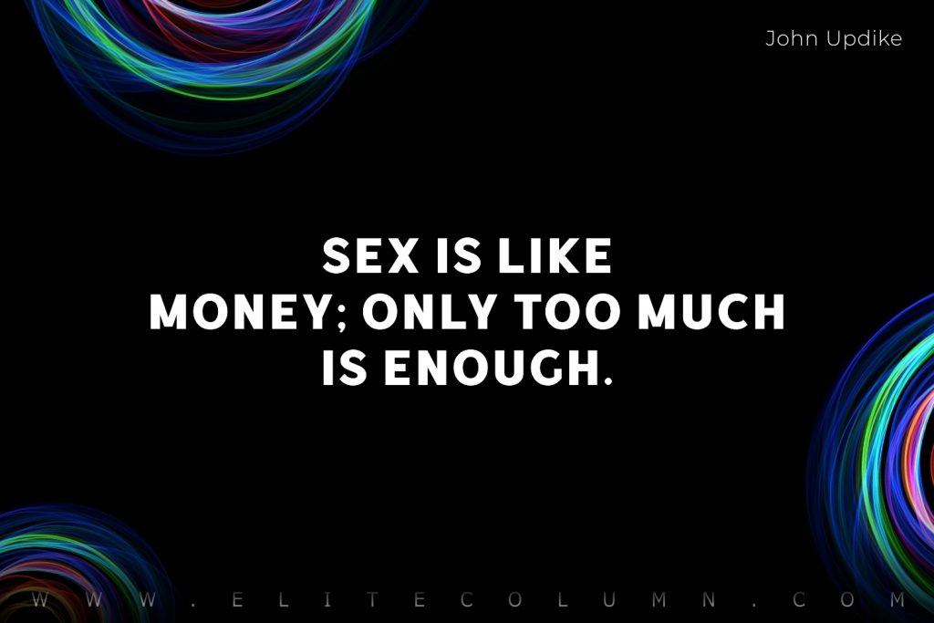 Sex Quotes (8)