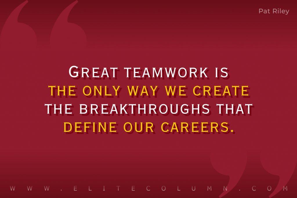 Teamwork Quotes (6)