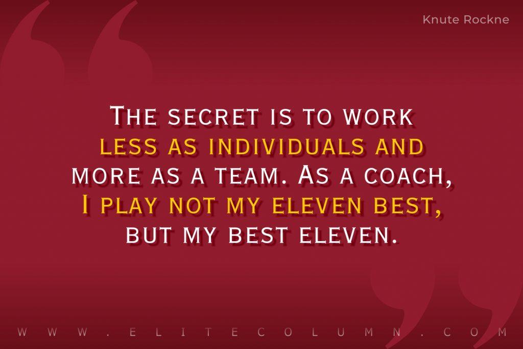 Teamwork Quotes (8)