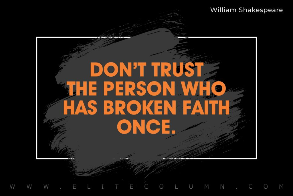 Trust Issues Quotes (10)