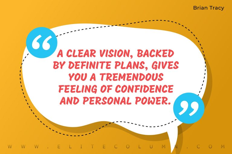50 Vision Quotes That Will Motivate You
