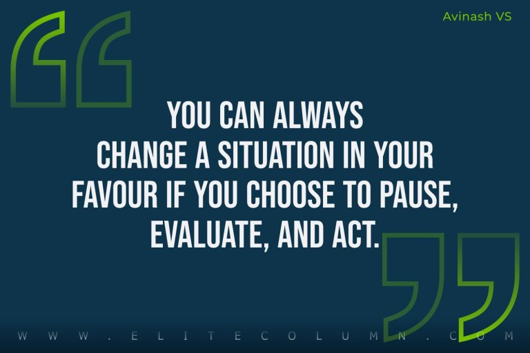 15 Avinash Quotes That Will Inspire You